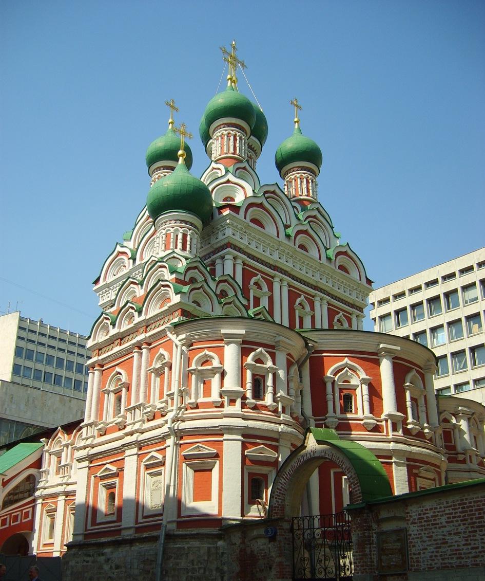 Церковь георгия победоносца на