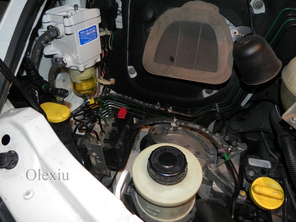 Separ 2000/5/50 в Renault