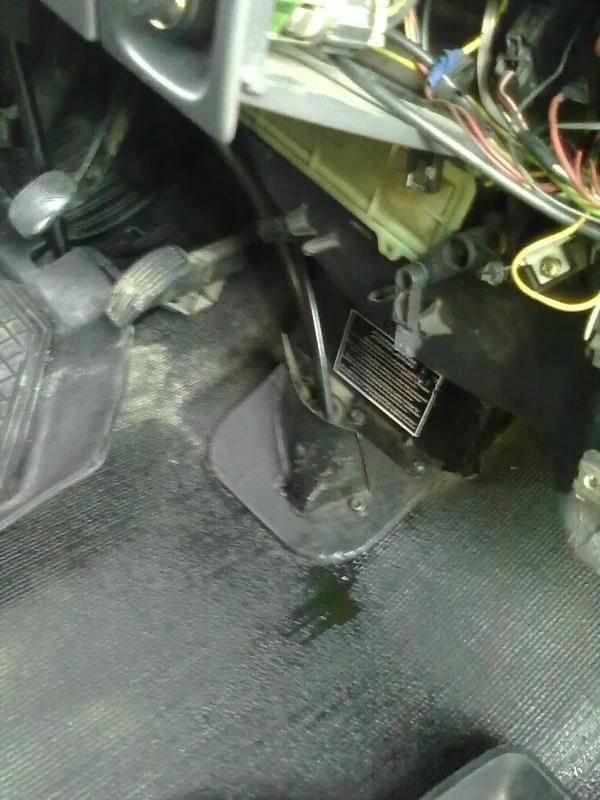 фиат дукато не работает передняя печка