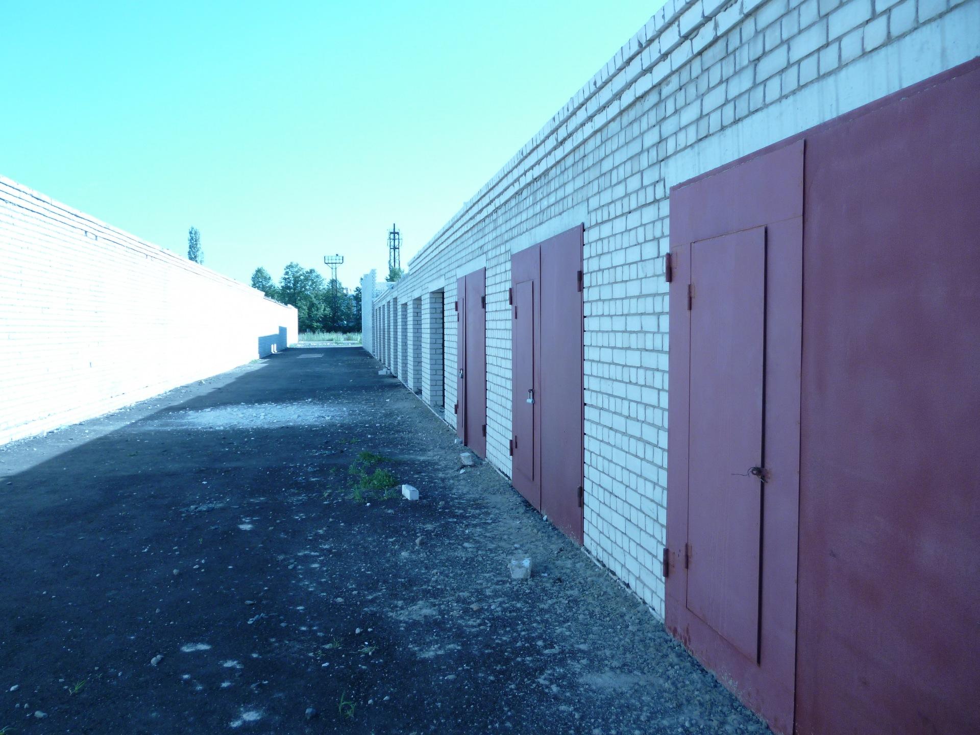 долевое участие в строительстве гаража