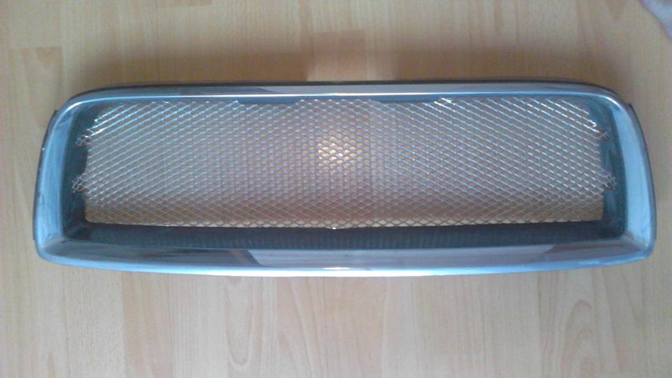 Решетка радиатора субару своими руками
