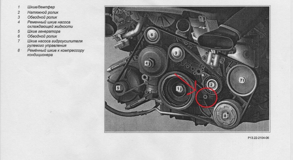 Ремонт генератора мерседес 211 своими руками