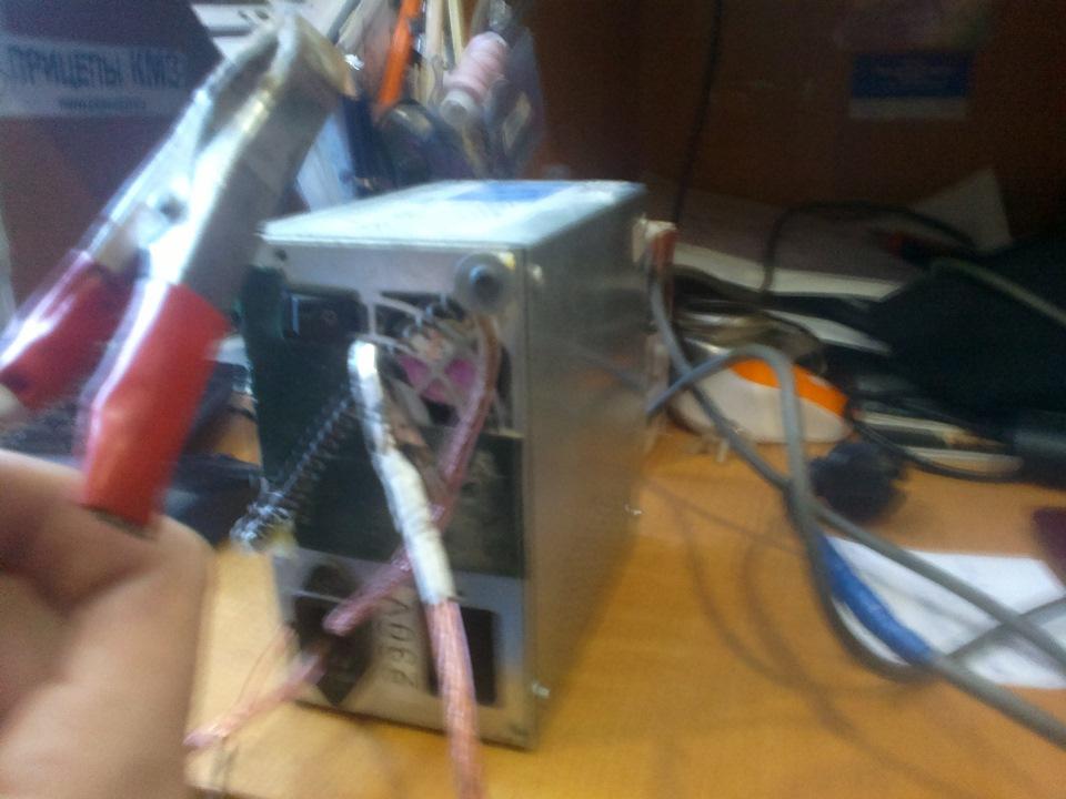 Как сделать зарядное устройство с телевизора