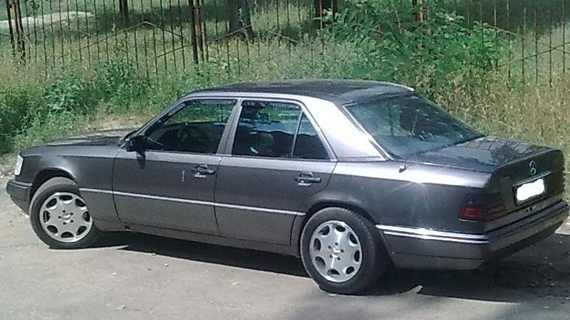 8c3c50089d6 Mercedes-Benz E-class E220 W124 | DRIVE2