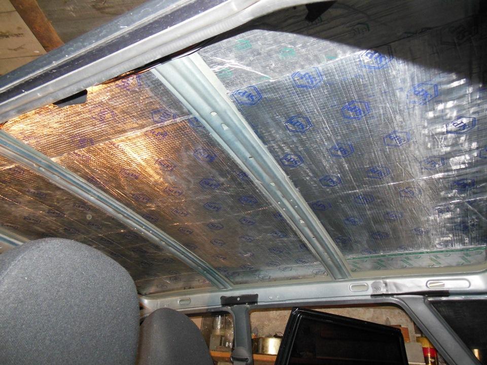 Крыша ваз 2114 фото
