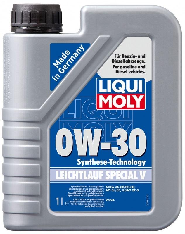 Моторное масло Liqui Moly 2852 Special Tec V 0W-30 1л - фото 4