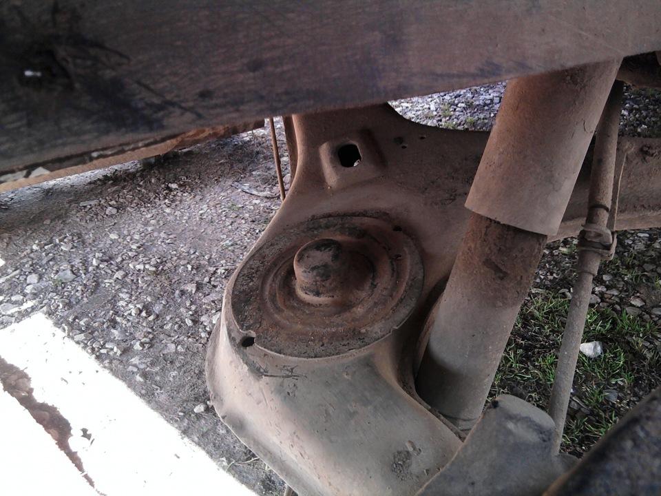 замена пружин volkswagen 5