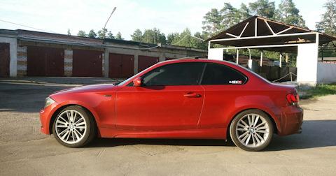 Самостоятельный ремонт BMW 1 series Coupe (E82) — отзывы и личный
