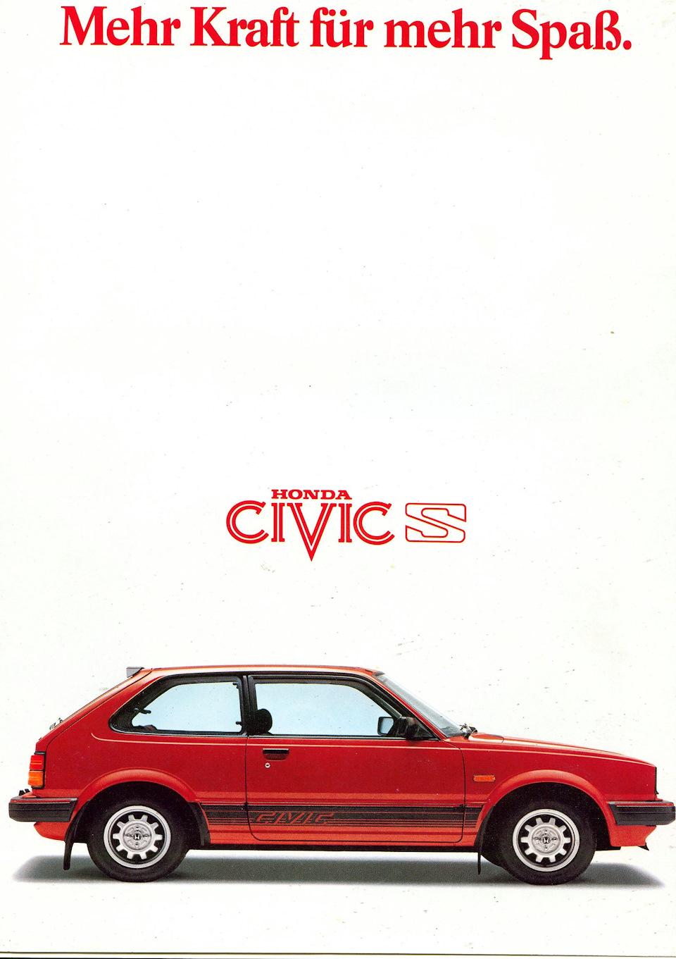 Kelebihan Honda Civic 1982 Perbandingan Harga