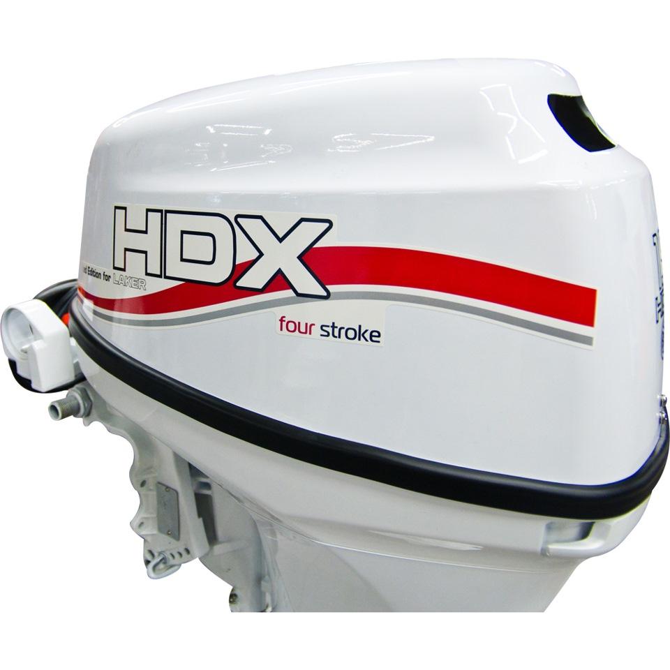 лодочный мотор hdx скидка