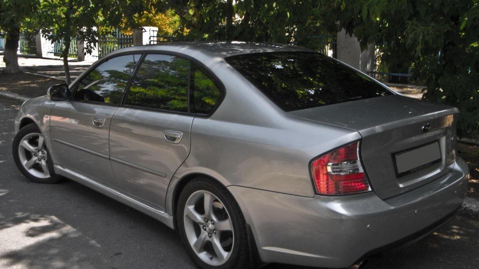 Subaru Legacy 30 H6 245hp  DRIVE2