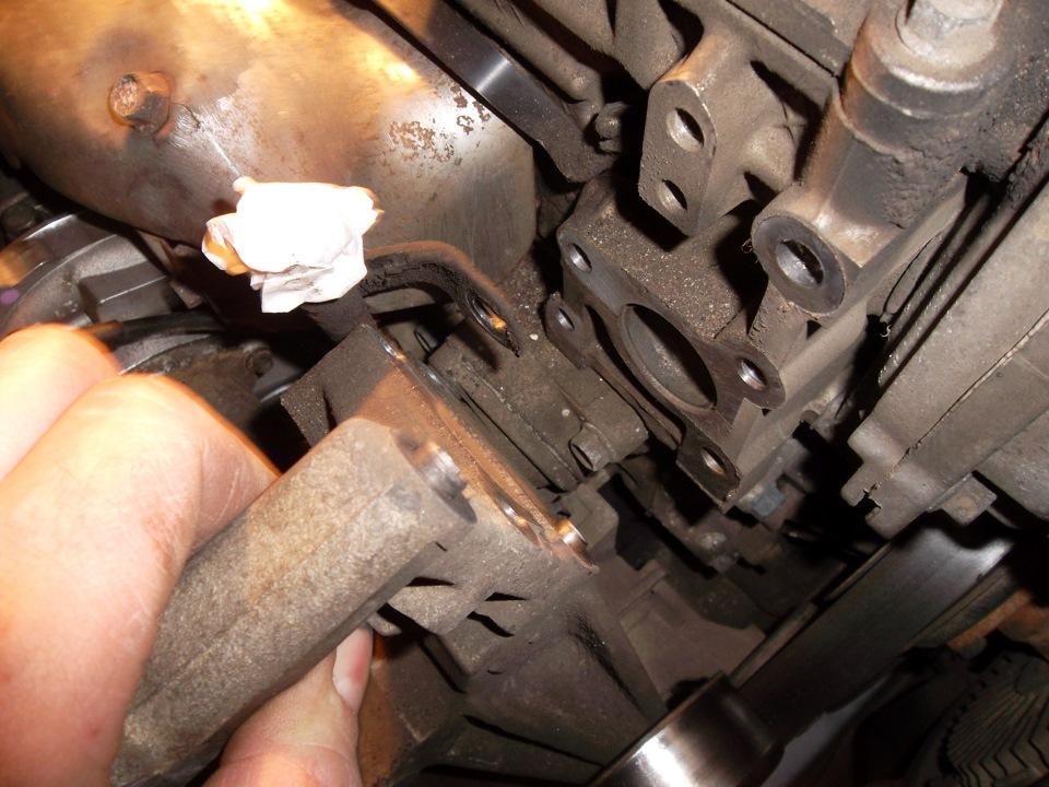 Замена двигателя портер своими руками