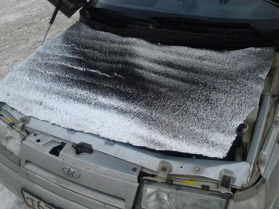 возгорание машин от заводского утеплителя