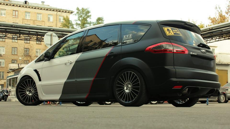 Тюнинг форд с макс