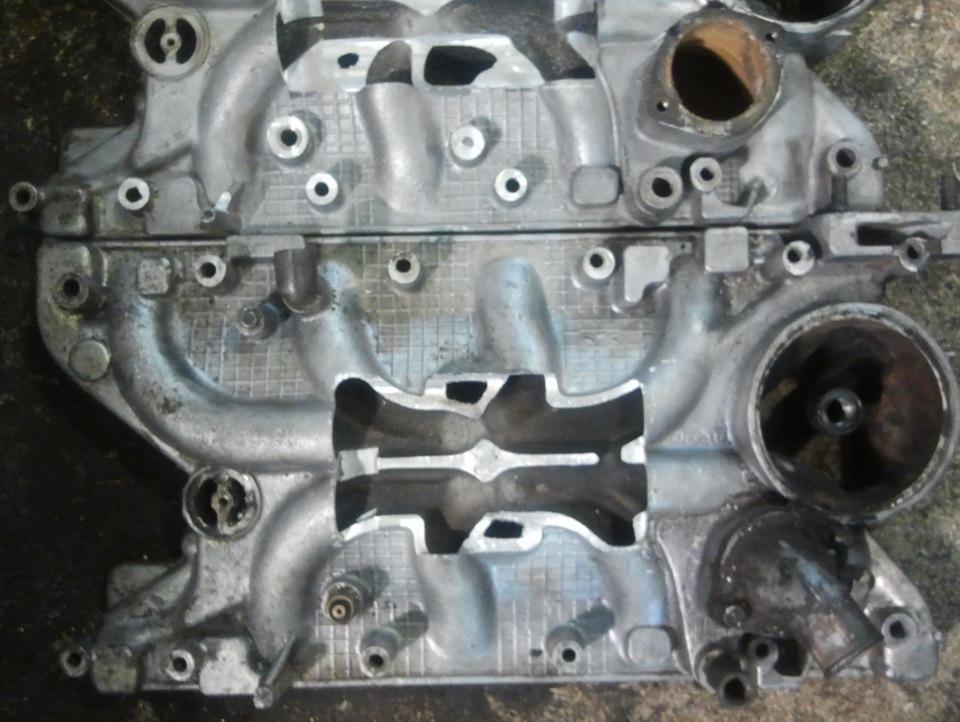 от двигателя ЯАЗ-204 на