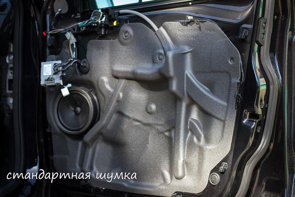 замена акустики ford s-max