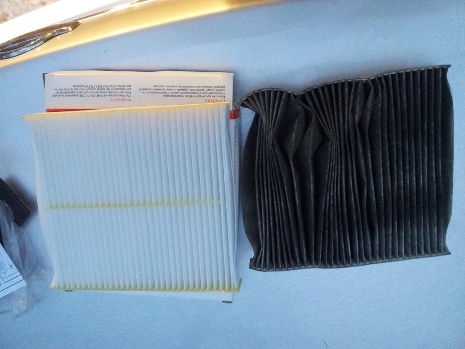 """Замена салонного фильтра - бортжурнал Infiniti FX 35 """"черный на черном"""" 2004 года на DRIVE2"""