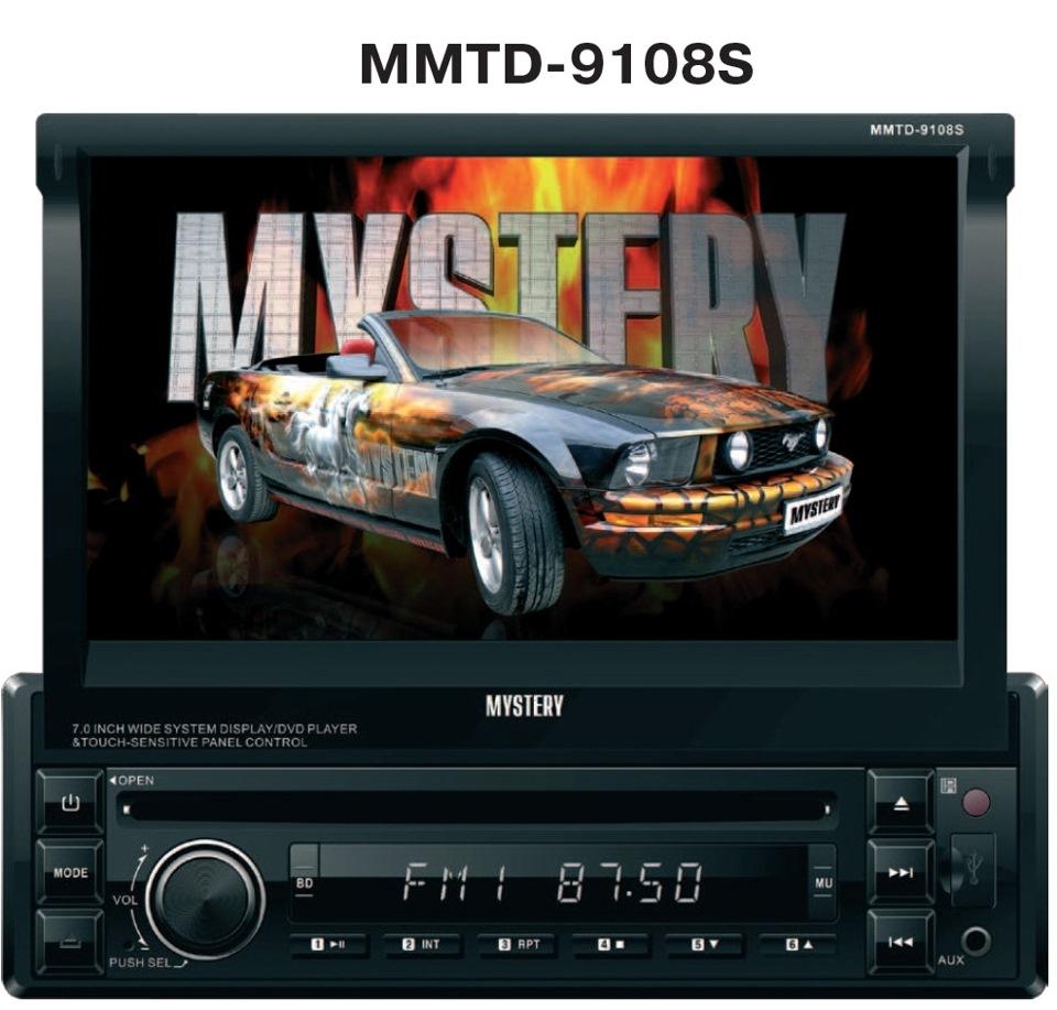 Mystery mmtd 9122s схема