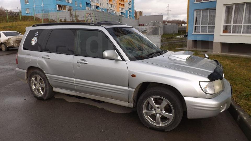 Subaru Forester ej205 tz | DRIVE2