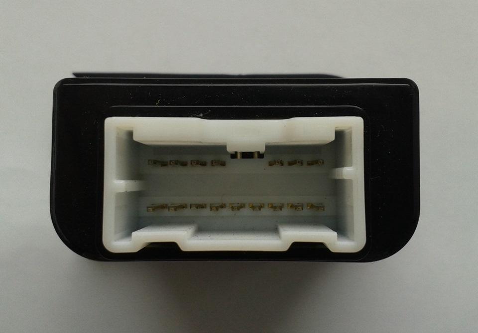 переходник для подключения магнитолы киа рио