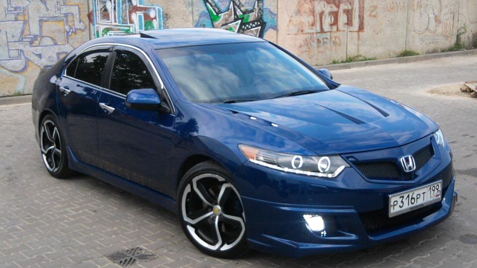 Honda Accord Классический Тюнинг! | DRIVE2 Инфинити Машина