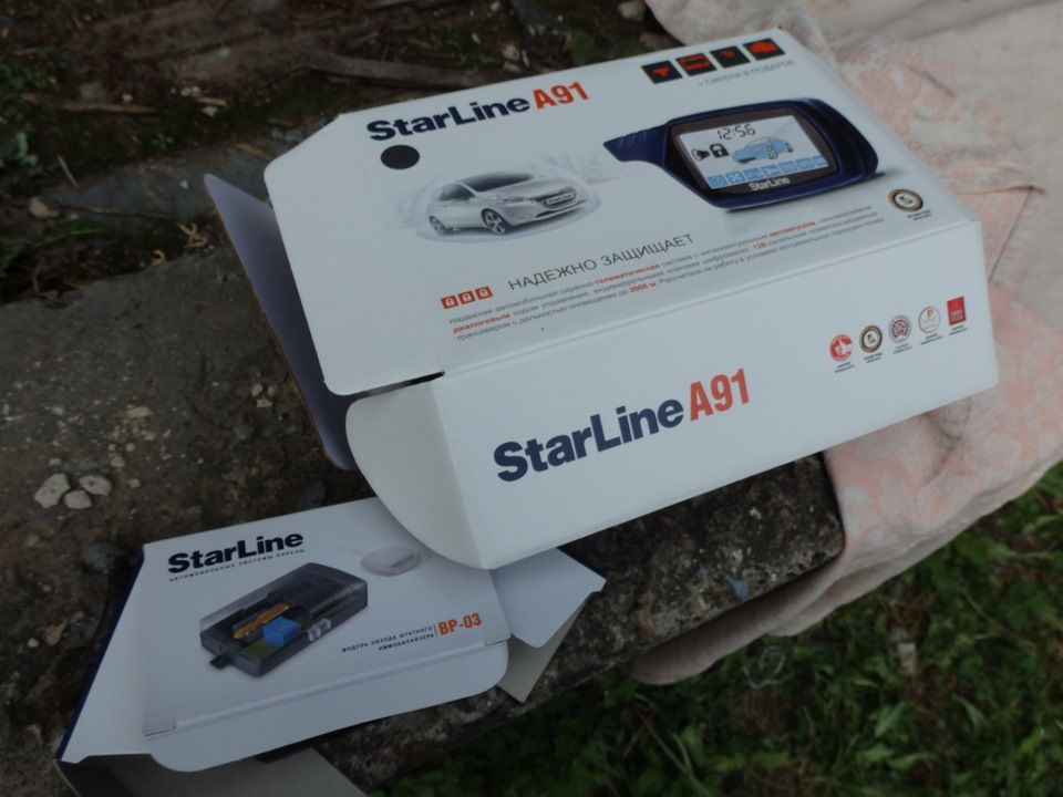 установка starline a91 своими руками renault laguna