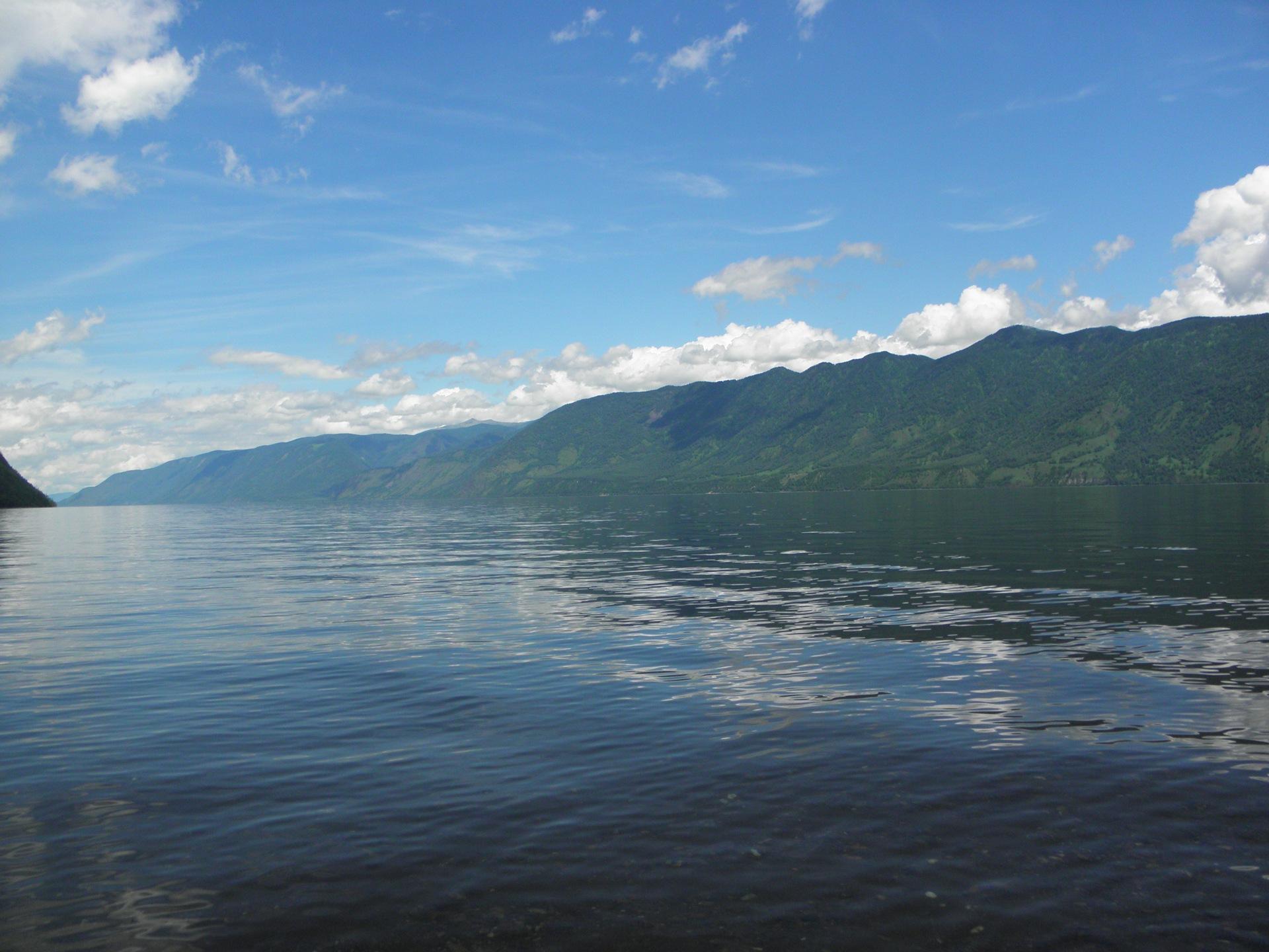 Телецкое озеро южная сторона фото