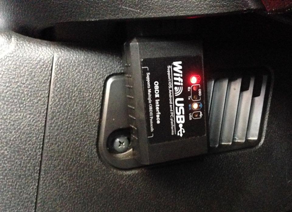 Адаптер для диагностики автомобиля с помощью ноутбука своими руками