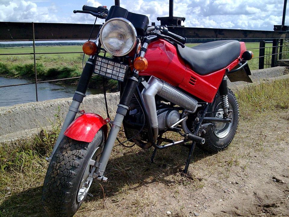 Картинка мотоцикл тула