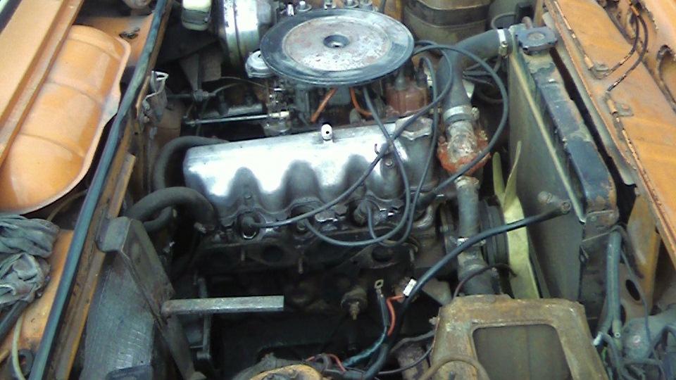 двигатель фиат 125