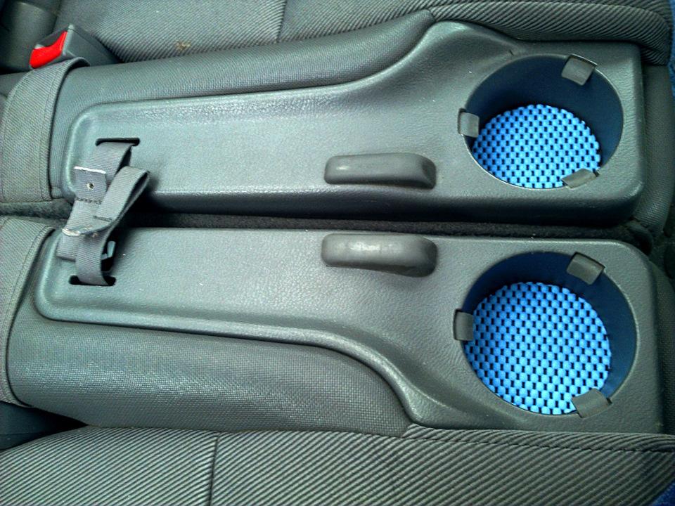 Выкройки задних сидений