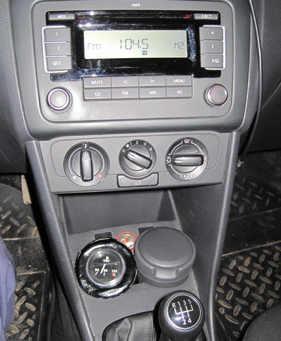 схема подключения датчика температуры авто