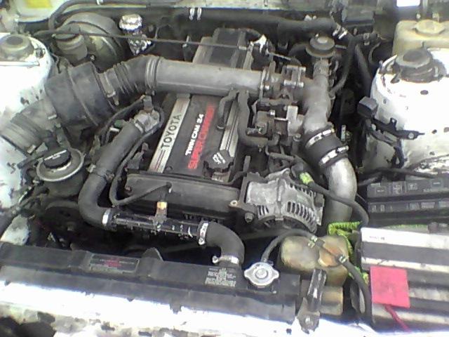 двигатель успешно ездит.