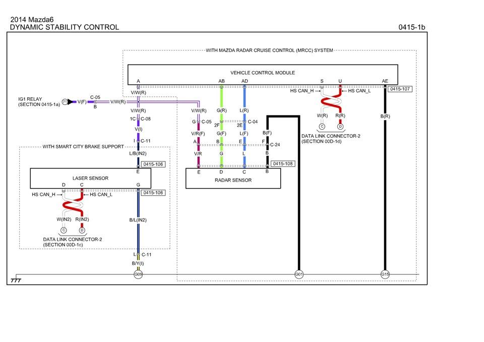 схема подключения адаптивного