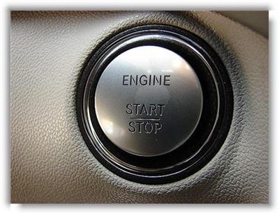 Вместо традиционного замка зажигания для пуска двигателя используется кнопка.  Эту функция является дополнением к...