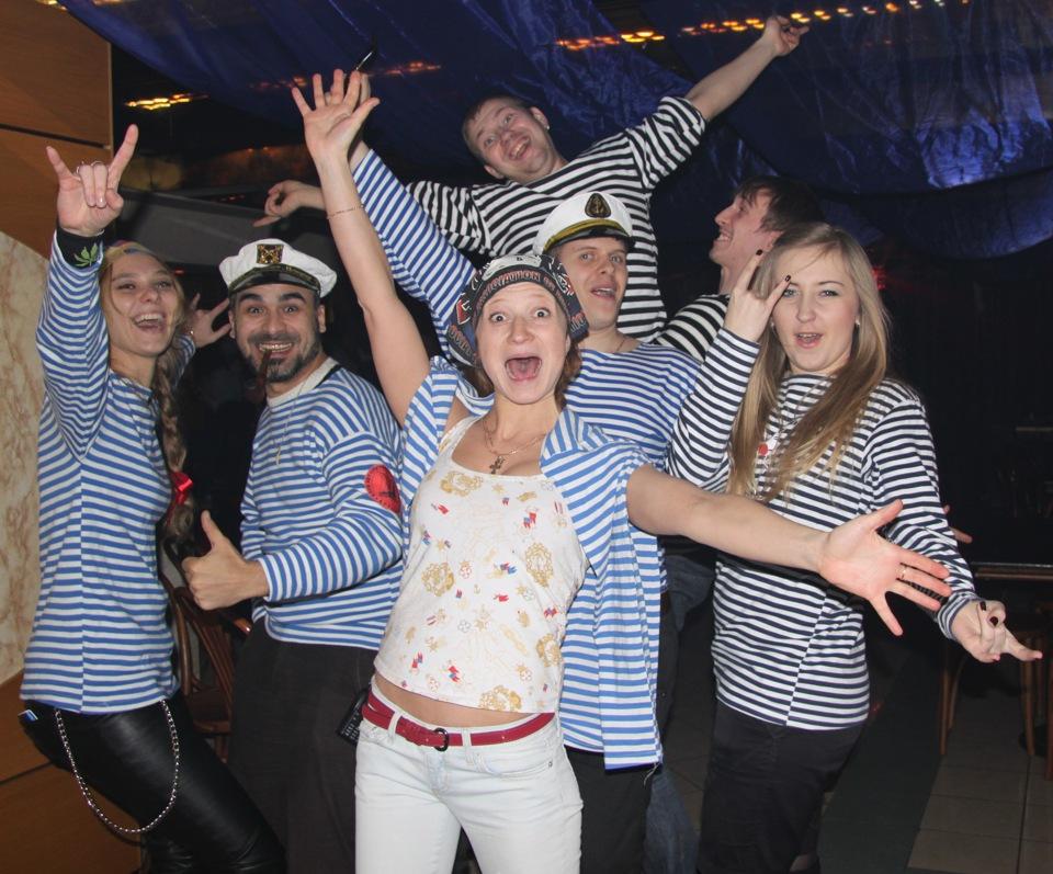 морская вечеринка костюмы фото