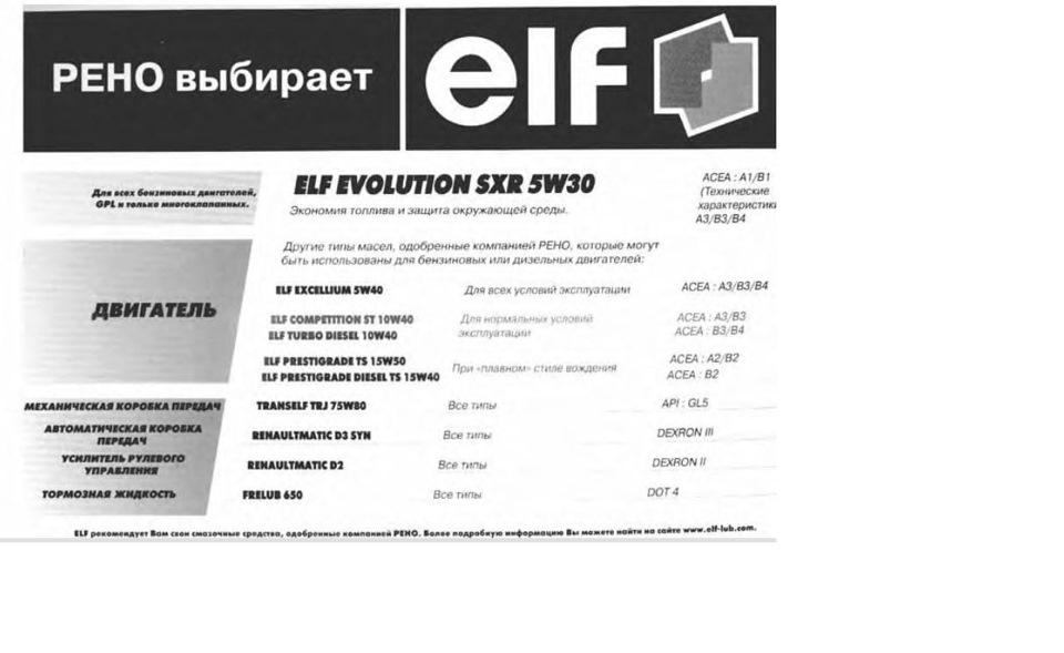 elf renaultmatic d2 масло аналог
