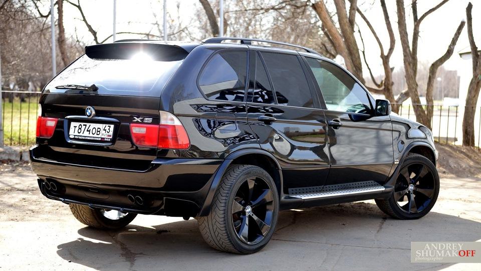 Bmw X5 Бегемот 4 4i Drive2