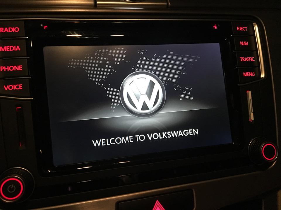 Discover Media для Volkswagen - Zax