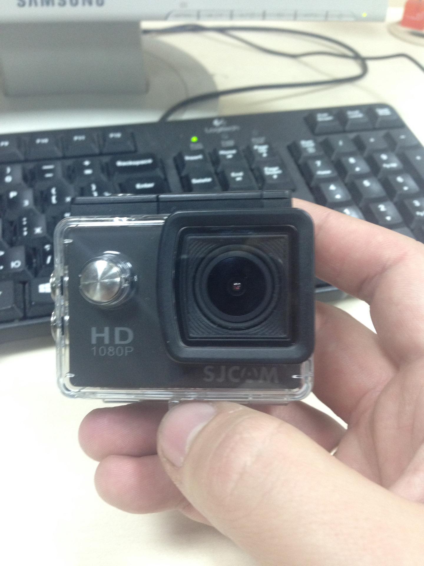 Камера чтобы снимать себя