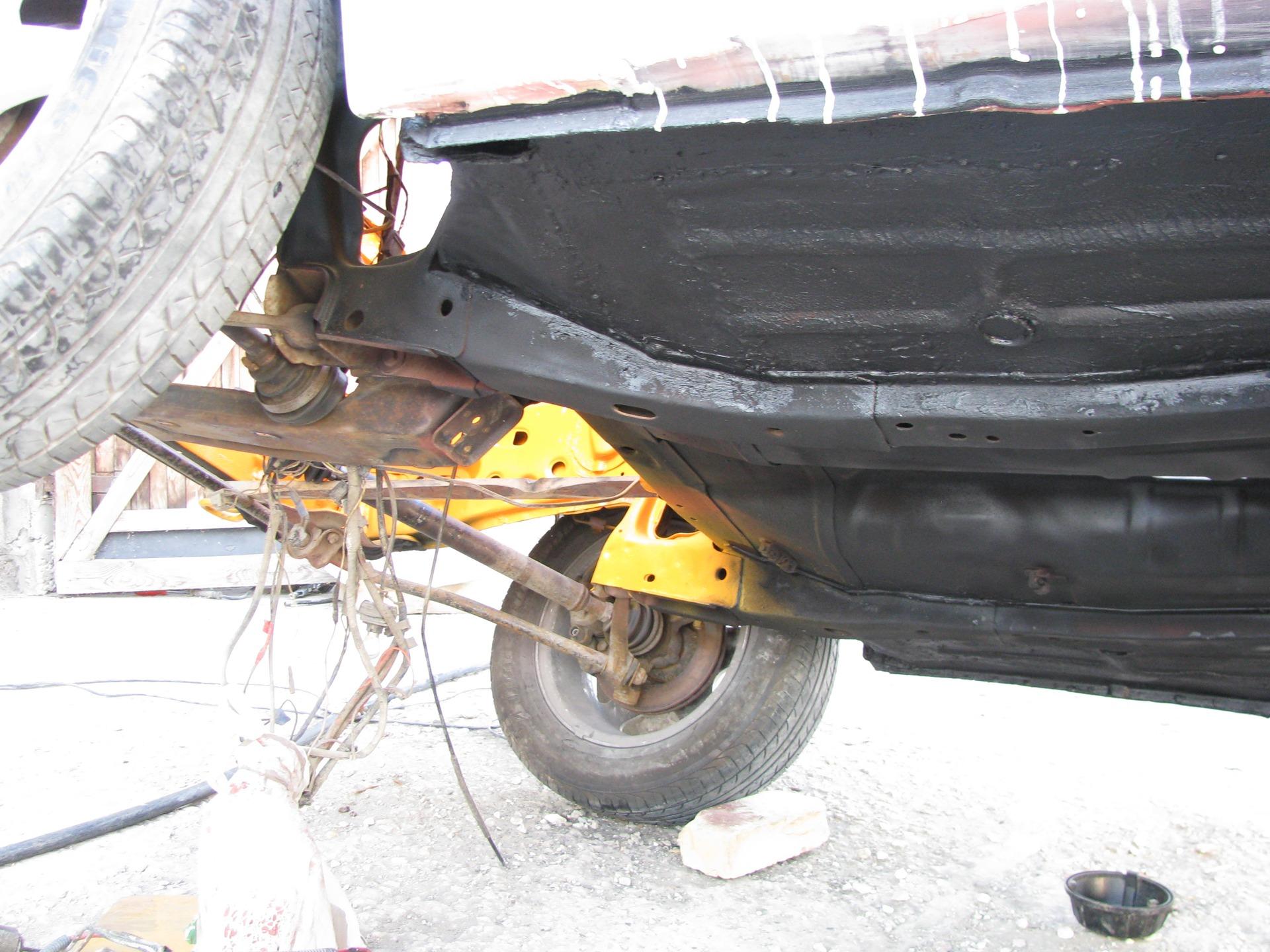 Мастика авто-7 кнанауф наливной пол
