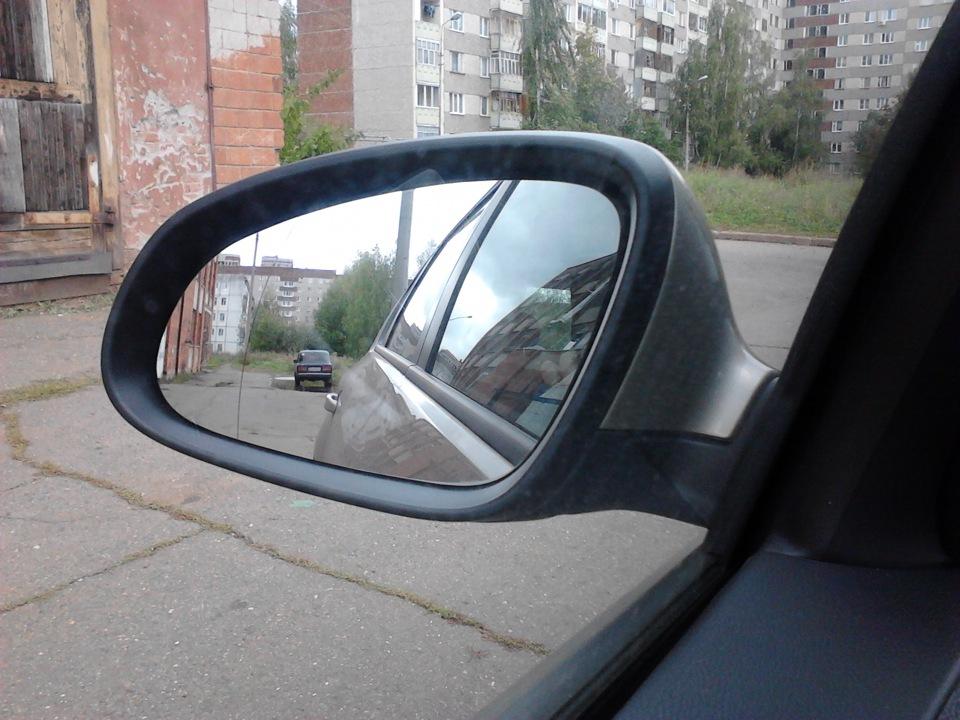 замена левого зеркала на опель астра