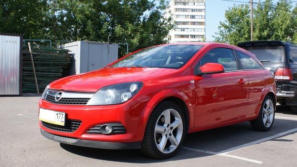 Opel astra gtc - zdj119cia wn119trza