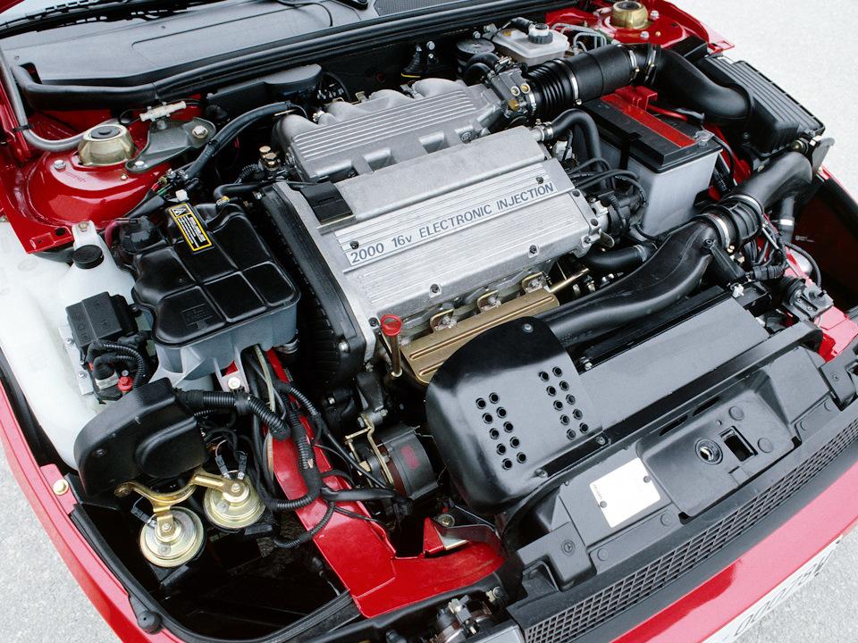 Двигатель Fiat-а