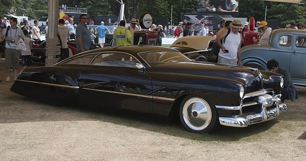 48 Cadillac Series 62 Sedanette «CadZZilla» — Community «Hot-Rodders