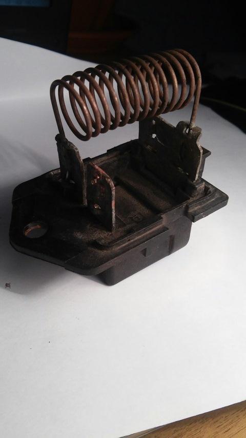 термистор renault simbol
