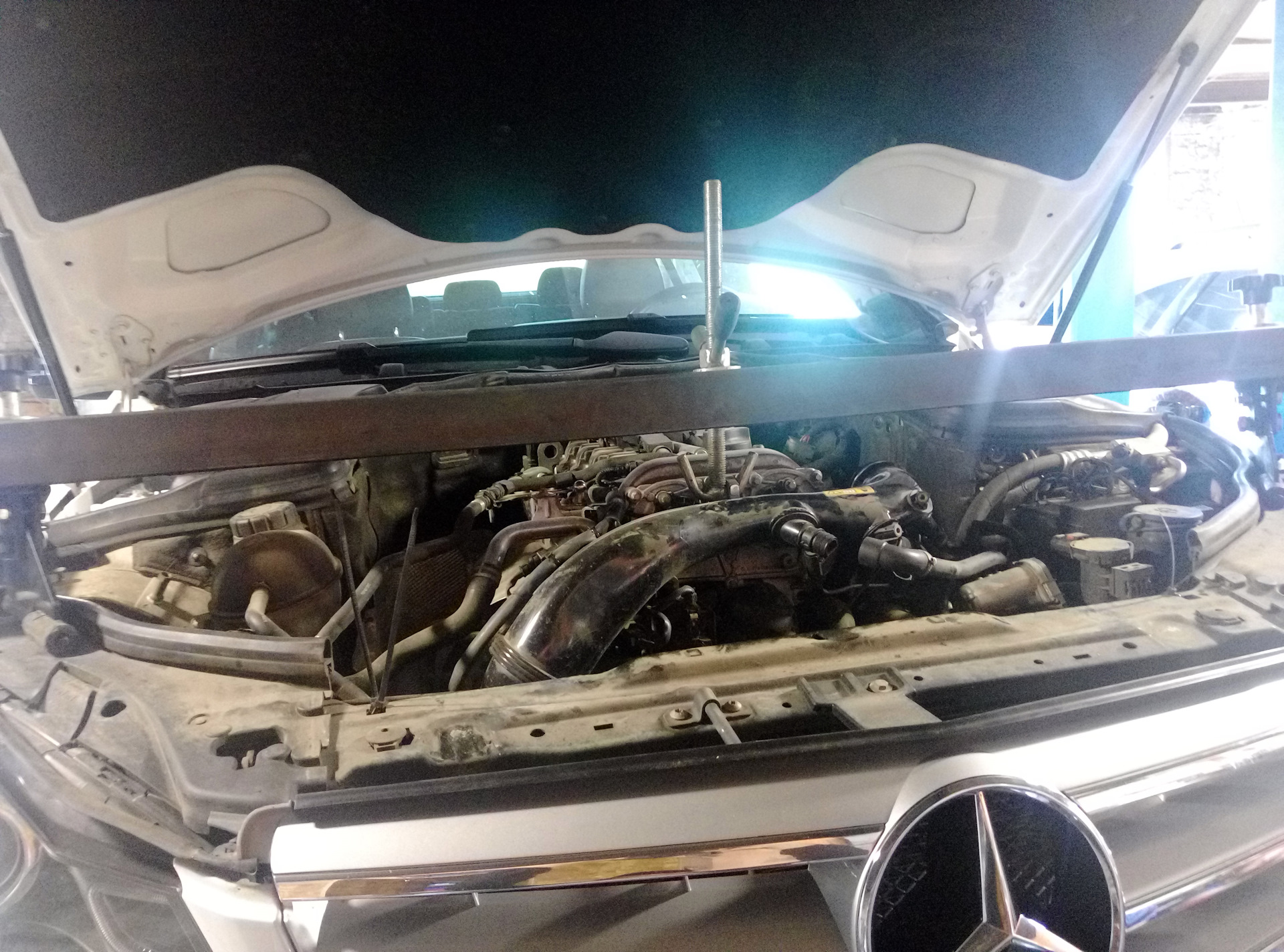 Поломка   P06DA00 — Mercedes-Benz C-class, 1 6 л , 2013 года на DRIVE2