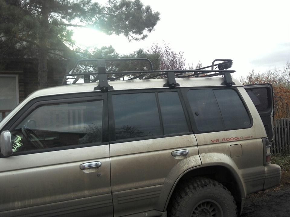 выходили фото паджеро с багажником реальности короли предпочитали