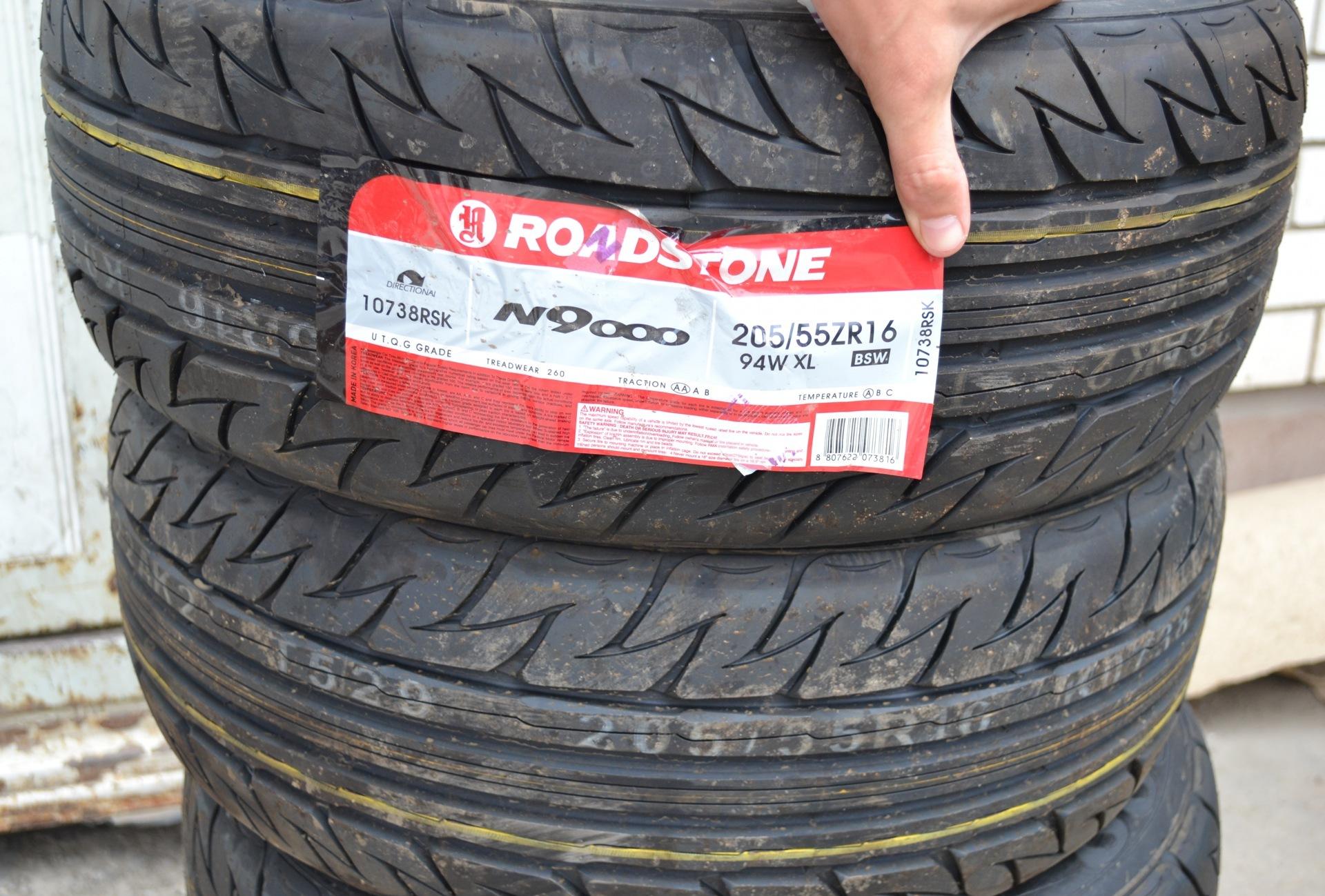 Резина Nexen N9000 205/55 R16