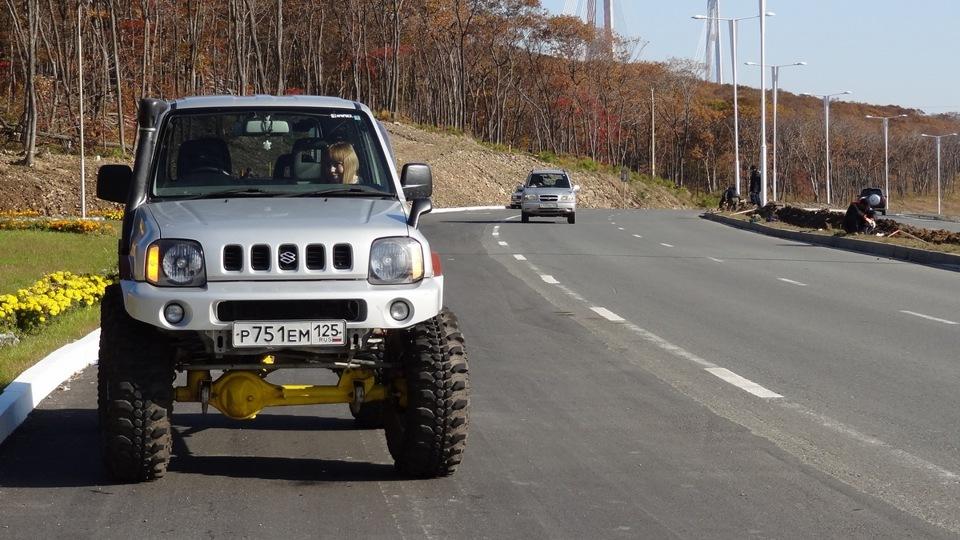 Suzuki Jimny Yep!